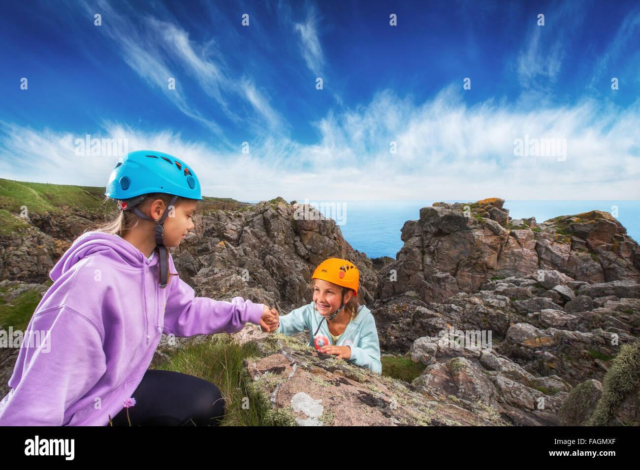 Kletterausrüstung In Der Nähe : Klippen klettern stockfotos & bilder alamy