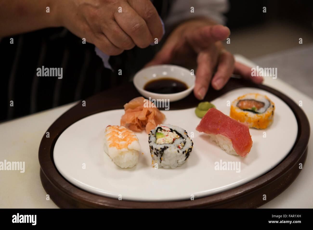 Singapore Airport Food Stockfotos & Singapore Airport Food Bilder ...