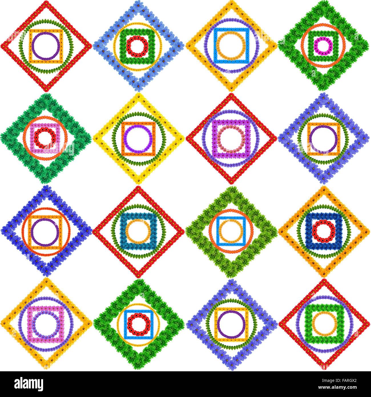 Ausgezeichnet Römische Mosaik Vorlage Galerie ...