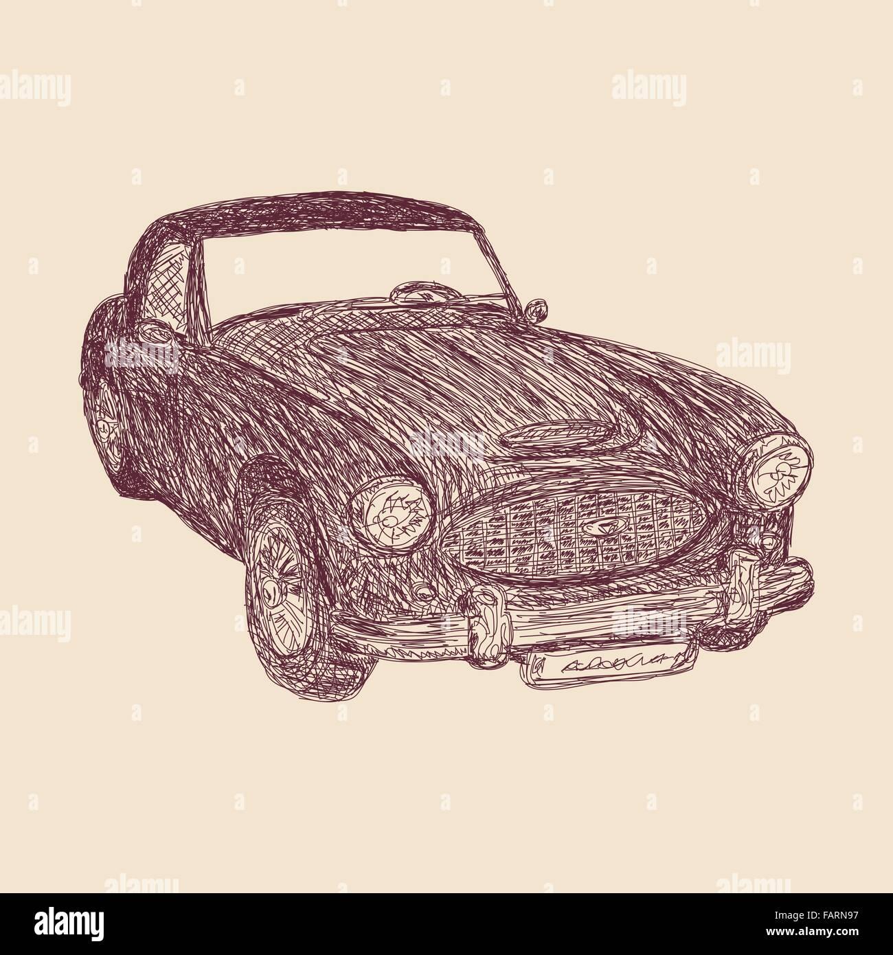 Transportation Sketch Stockfotos & Transportation Sketch Bilder - Alamy