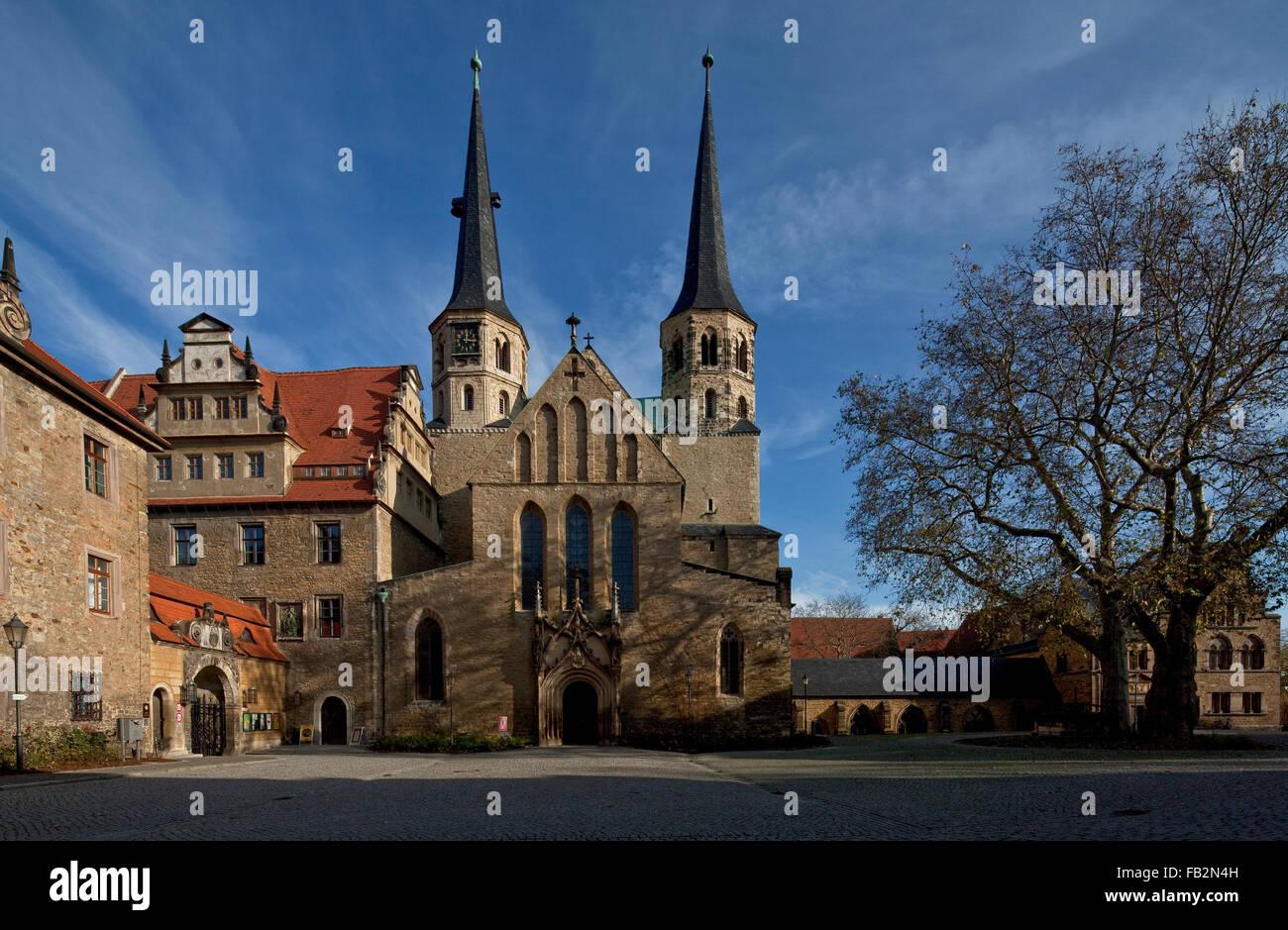 Merseburg, Dom Stockbild