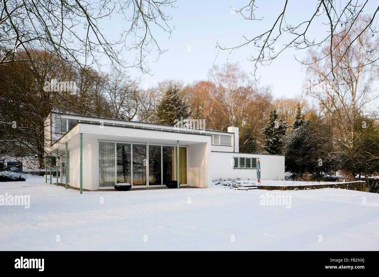 krefeld talring villa heusgen 1932 von ludwig mies van der rohe vermutlich erbaut. Black Bedroom Furniture Sets. Home Design Ideas