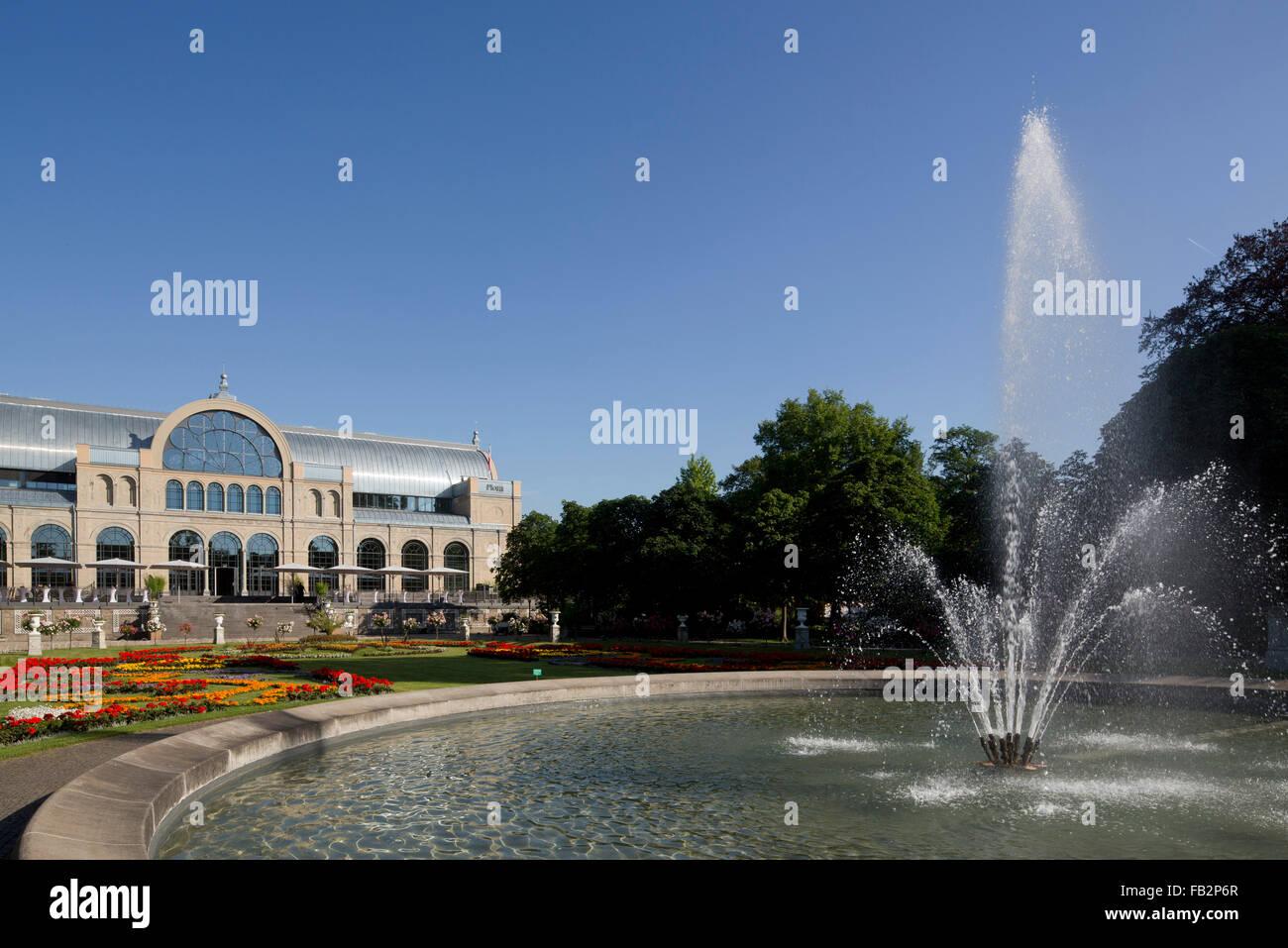 Köln, Flora Und Botanischer Garten Stockbild