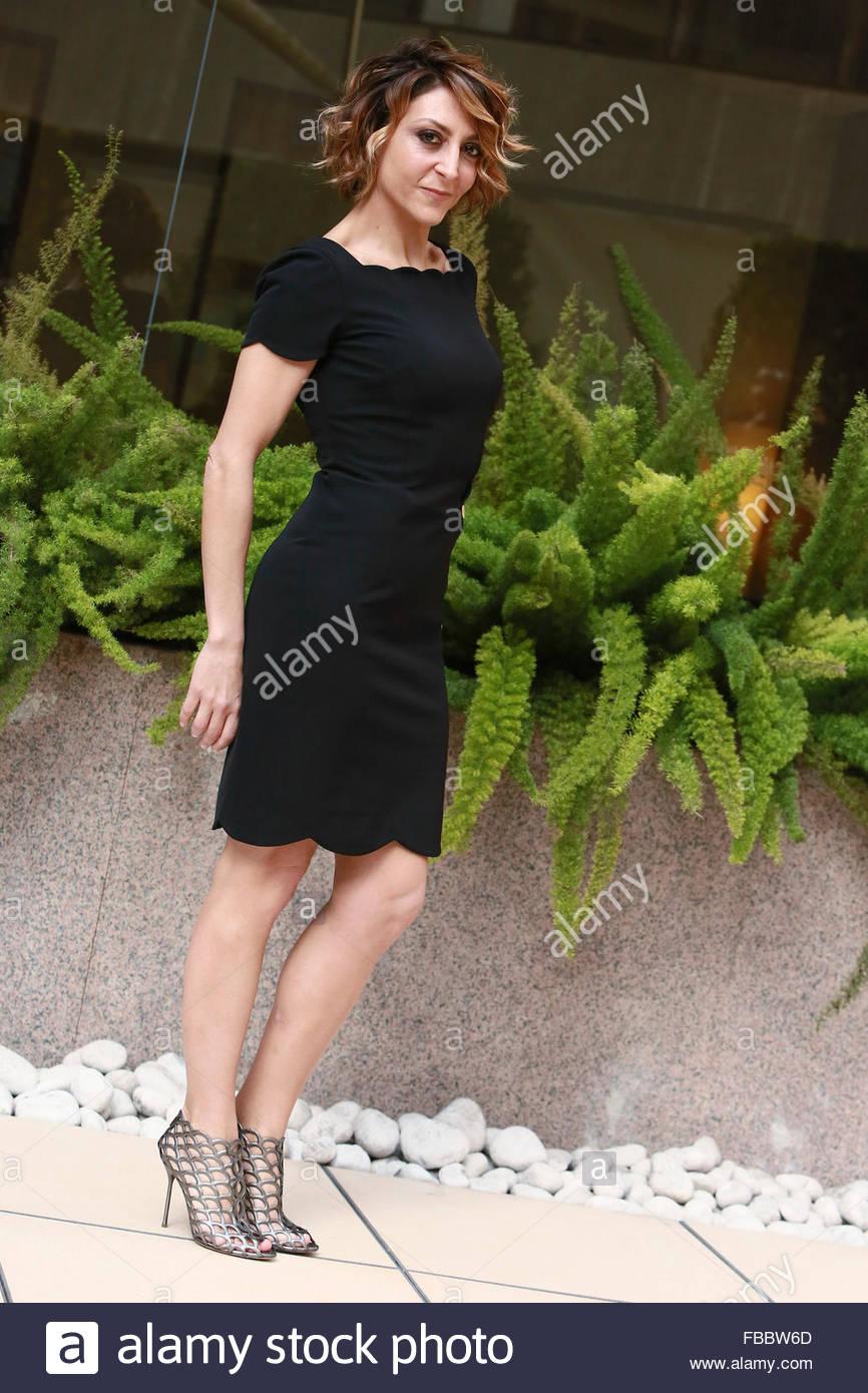 Paola Minaccioni Stockfotos und -bilder Kaufen - Alamy