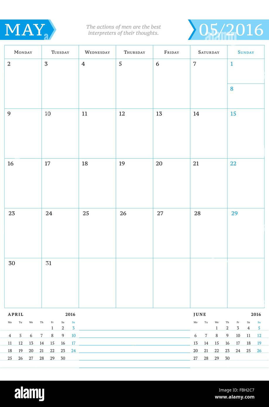 Berühmt Vorlage Für Den Wöchentlichen Kalender Zeitgenössisch ...
