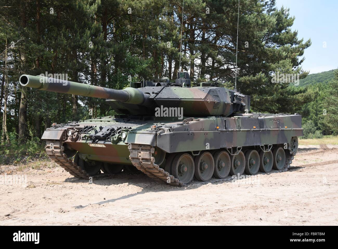 leopard 2a7 main battle tank der 2 kompanie 203 panzer. Black Bedroom Furniture Sets. Home Design Ideas