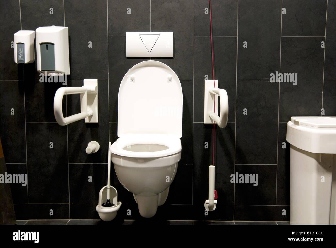 Krankenhaus toilette hospital toilet - 3 1
