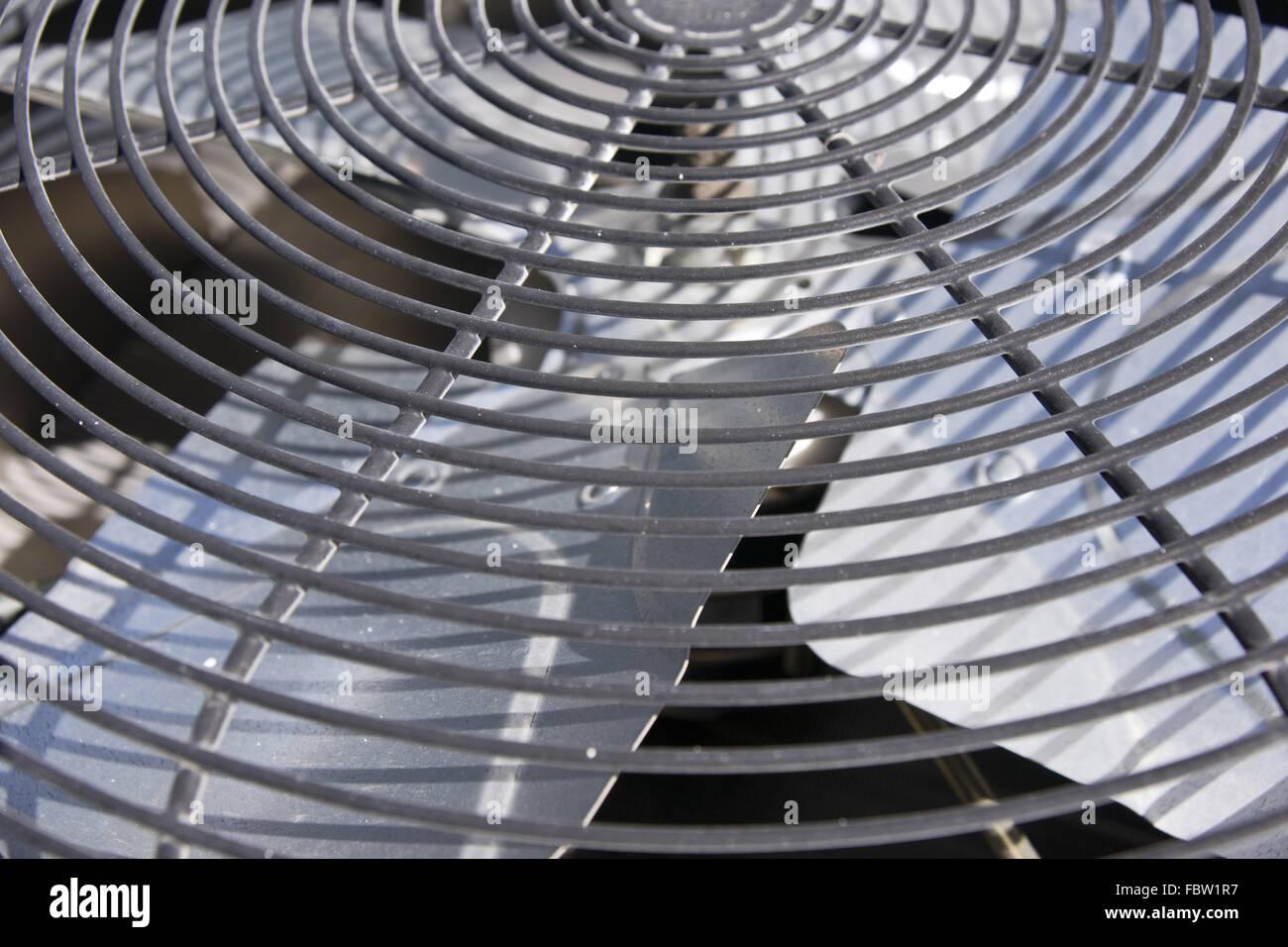 HLK-Kühlventilator Stockbild