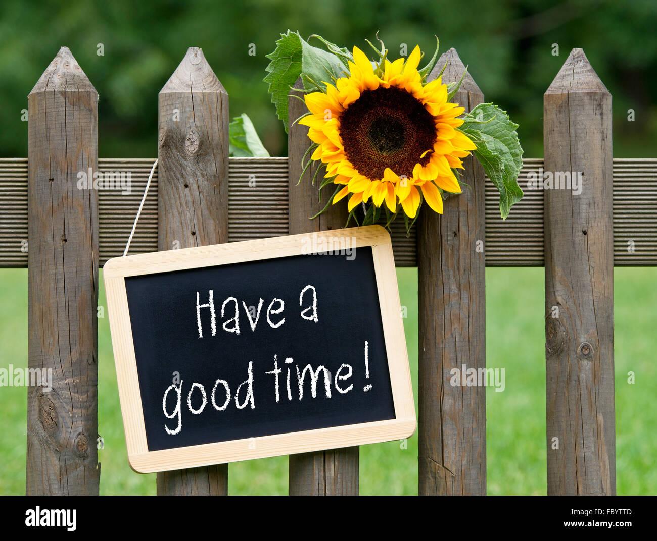 Eine Gute Zeit