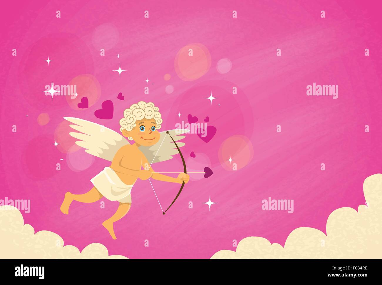 Angel Cupid Bow Stockfotos Angel Cupid Bow Bilder Seite 2 Alamy