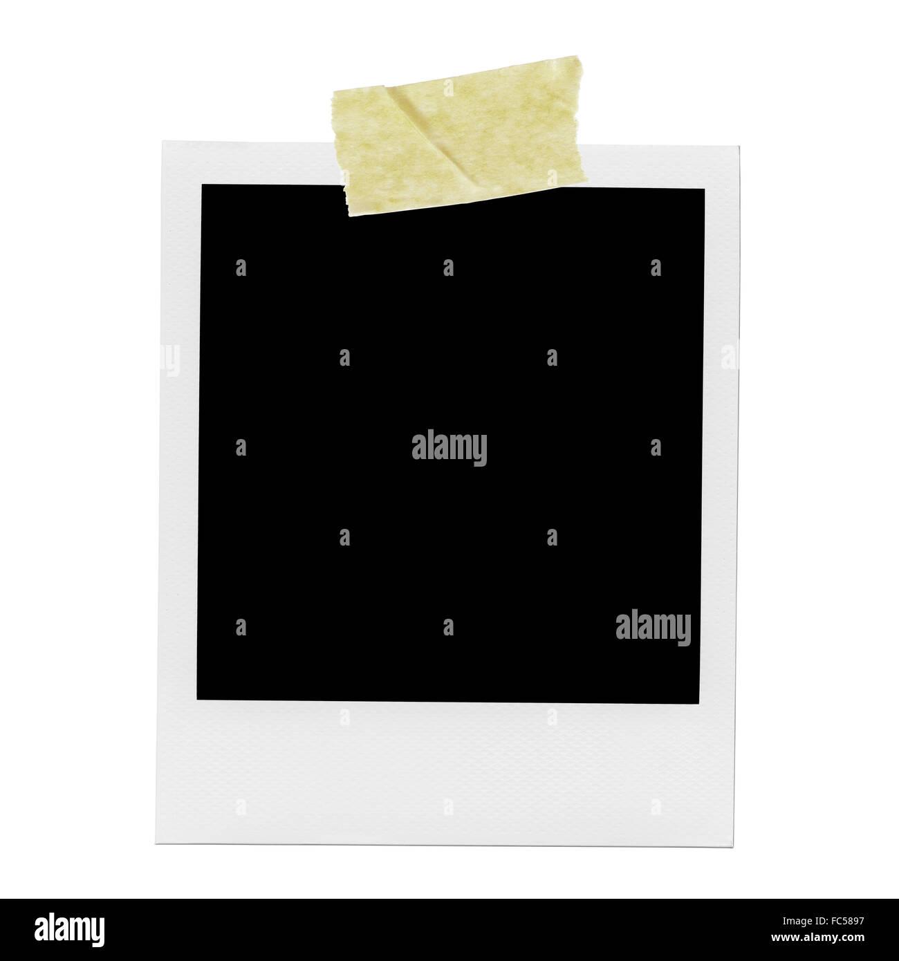 Groß Drucken Von Fotos Mit Polaroid Frame Zeitgenössisch ...