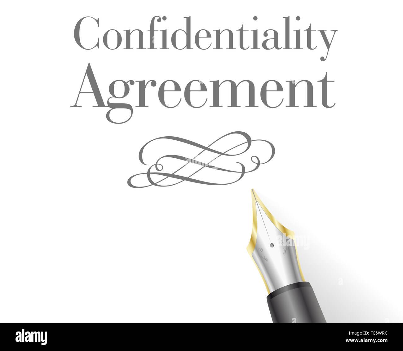 Groß Vertraulichkeitsvereinbarung Vorlage Kanada Ideen - Entry Level ...