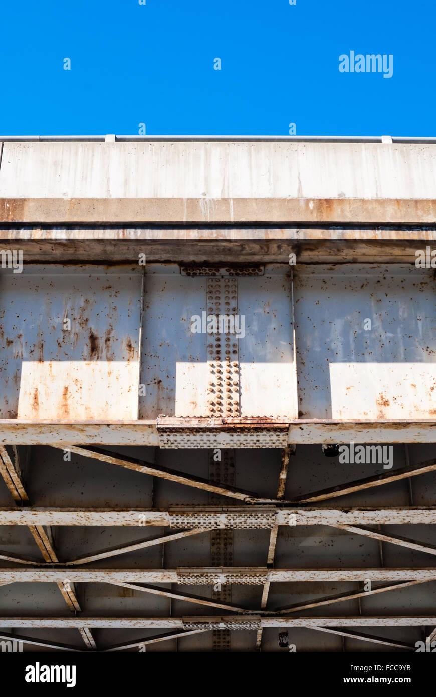 Steel Truss Structure Stockfotos & Steel Truss Structure Bilder - Alamy