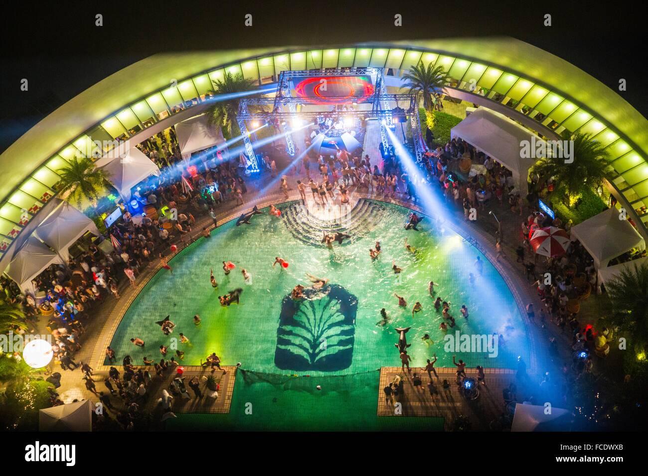 Singapore Asia Pan Pacific Hotel Stockfotos Und Bilder Kaufen Alamy