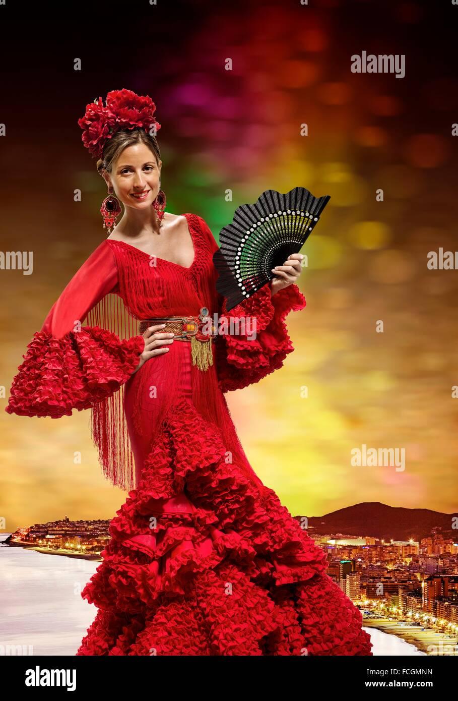 Štipendija zahteve kristal flamenco kleid