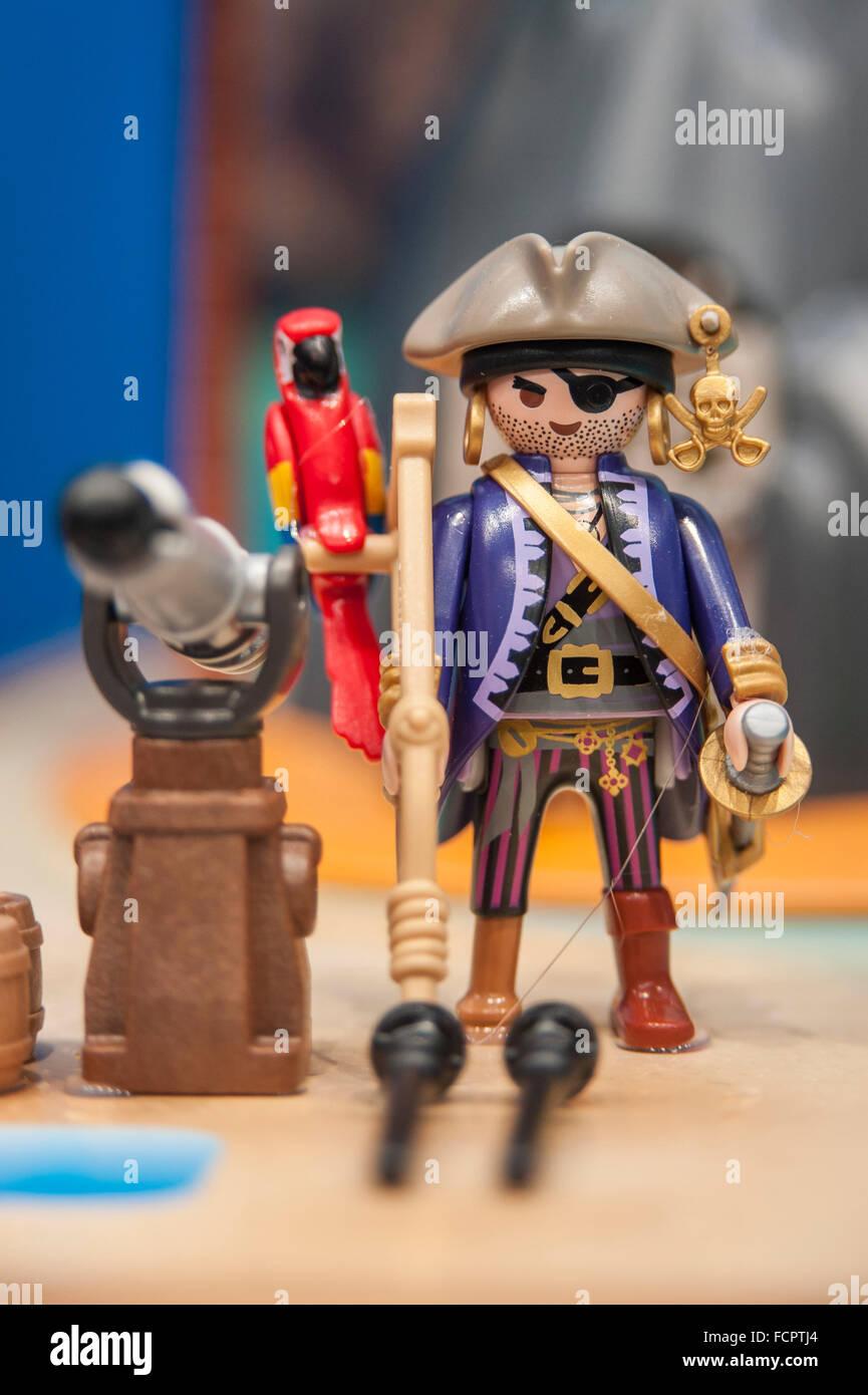 I Playmobil Figuren Piraten Ausrüstung Fernrohr / PIR Playmobil