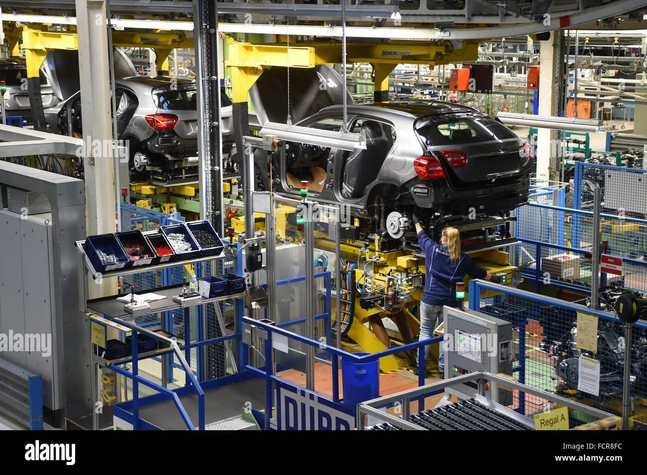 Daimler Rastatt News