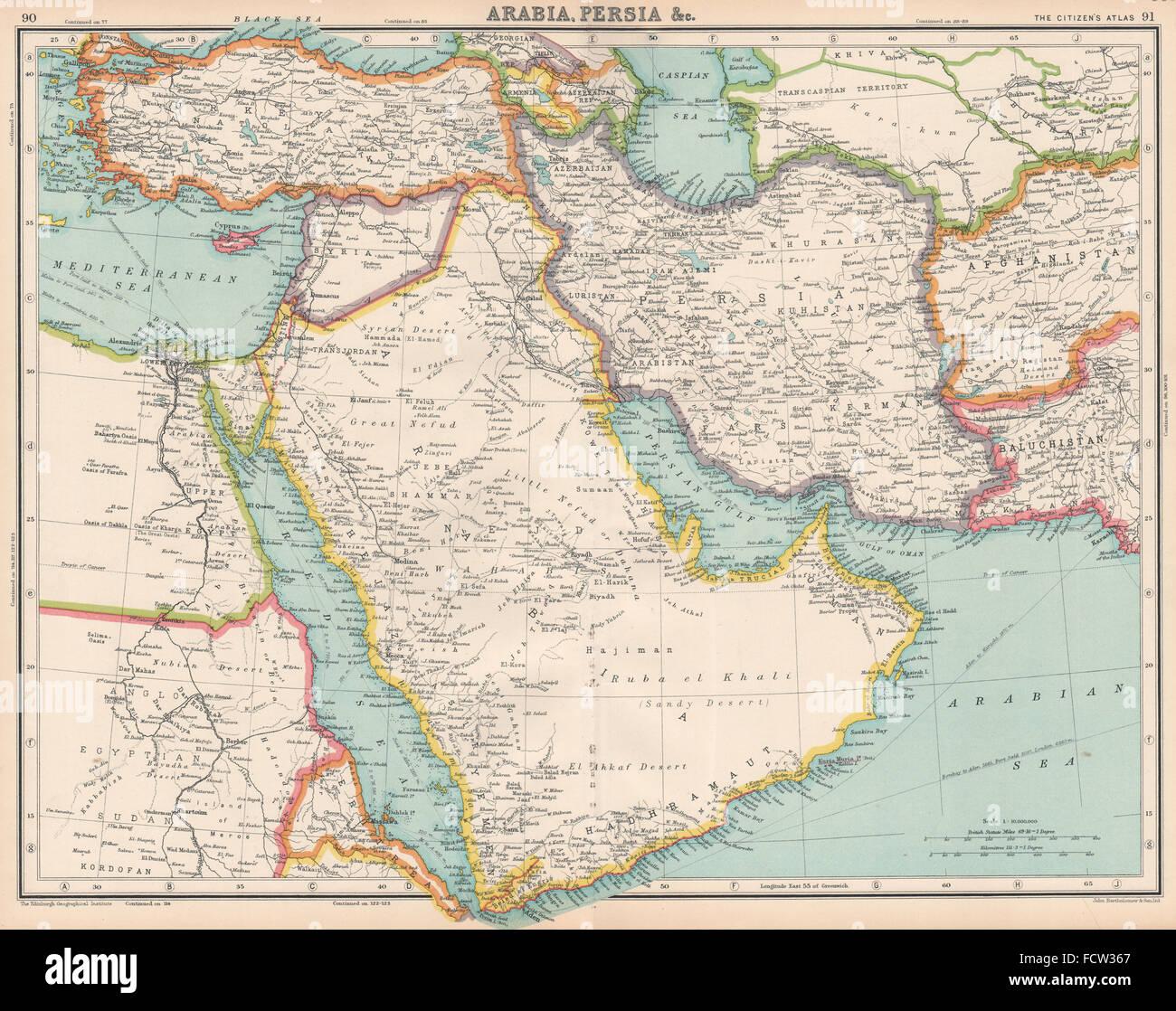 Naher Osten Karte Ohne Beschriftung.Mittlerer Osten Karte Stockfotos Mittlerer Osten Karte Bilder Alamy