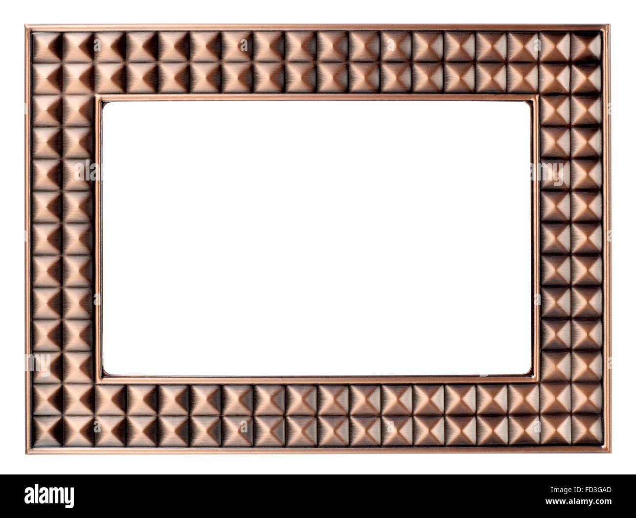 Bronze-Metall-Bilderrahmen Stockfoto, Bild: 94121061 - Alamy