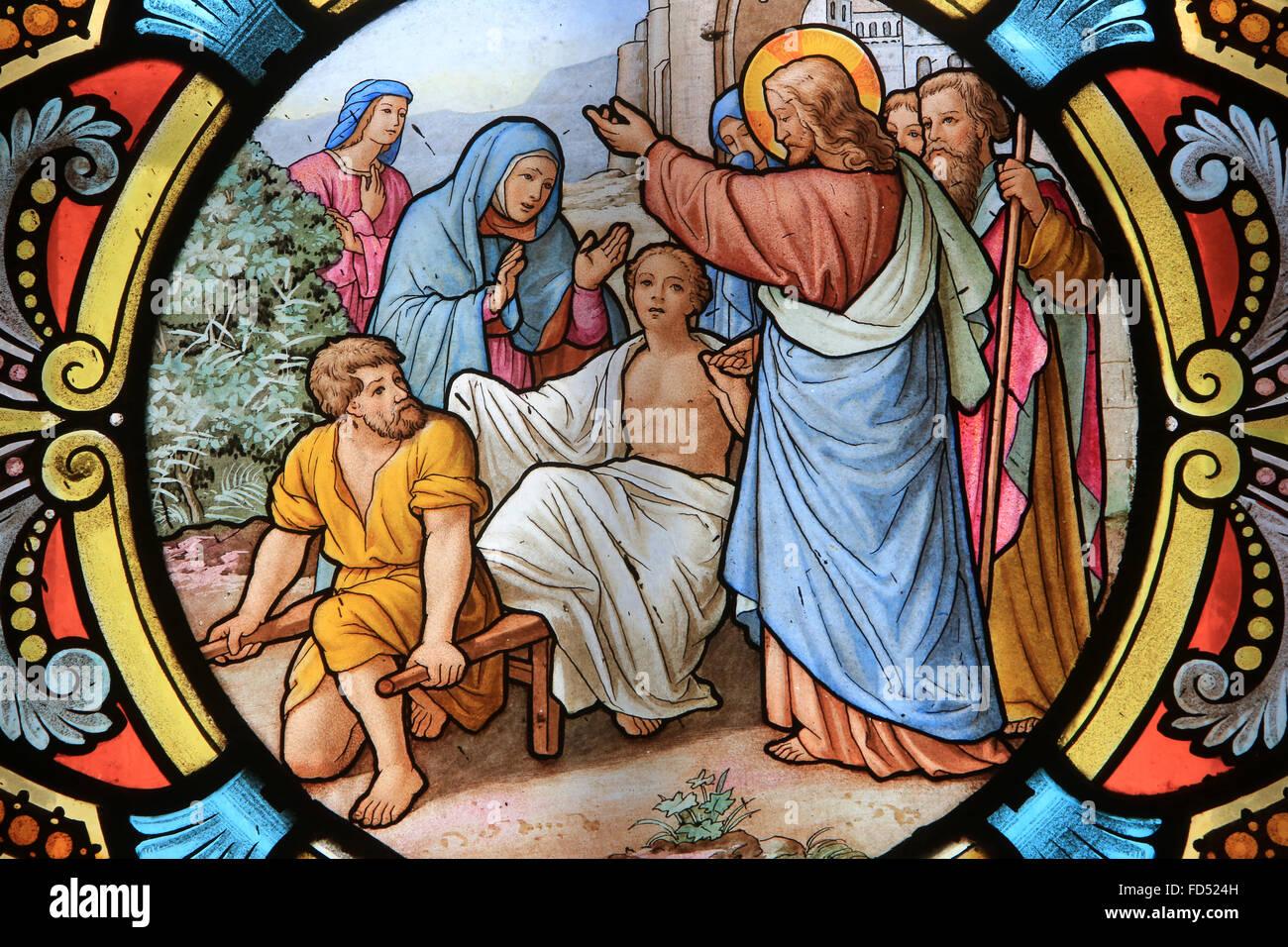 Heilung Durch Jesus