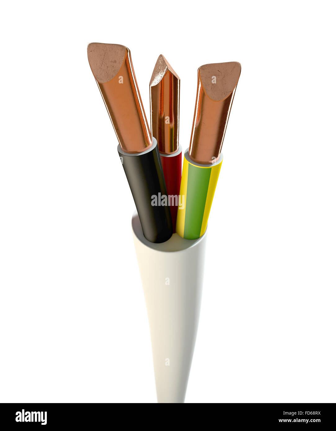 Wire Insulation Stockfotos & Wire Insulation Bilder - Alamy