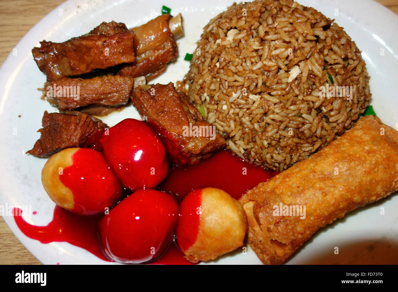 Chinese Food Menu Stockfotos & Chinese Food Menu Bilder - Alamy