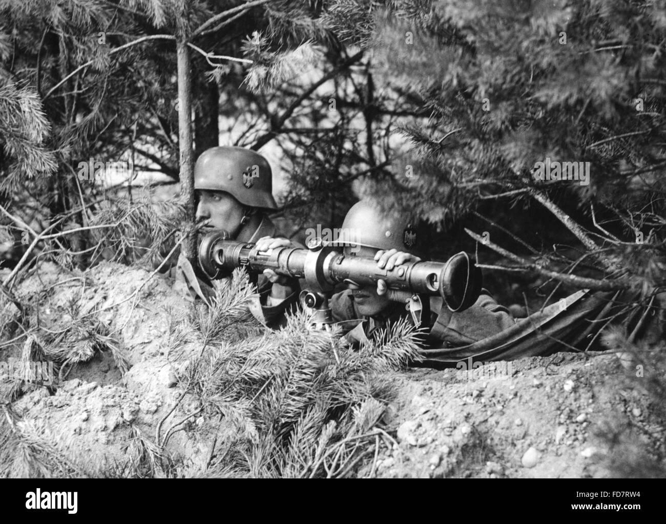 Entfernungsmesser Gewehr : Artilerie entfernungsmesser waffen schweizer armee military