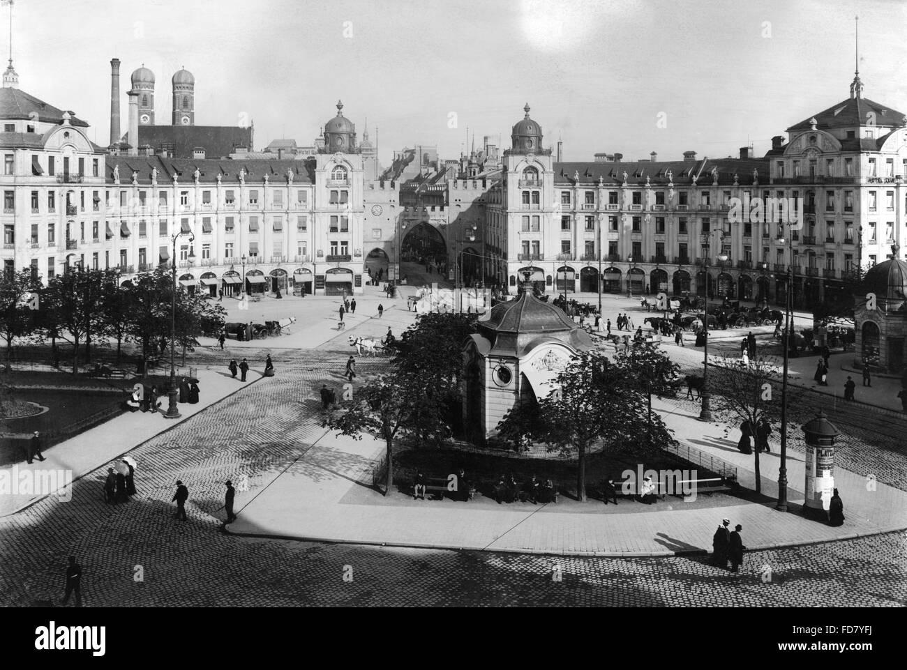 München Um 1900