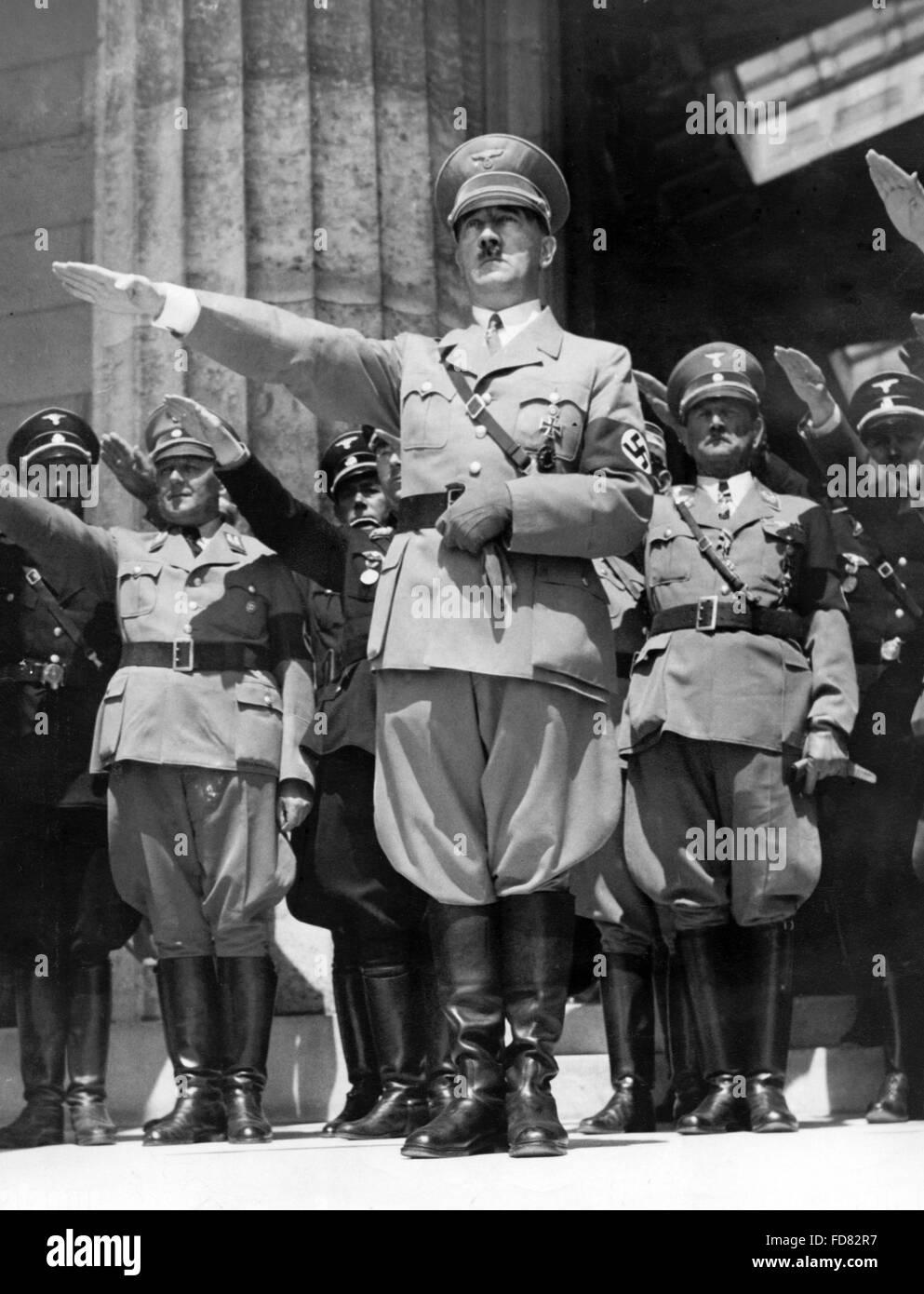Walhalla Hitler
