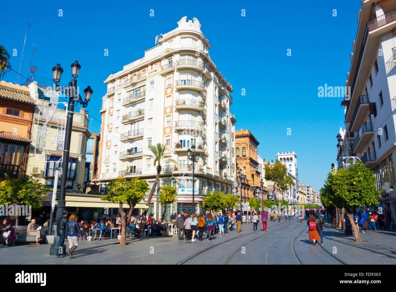 Sevilla stockfotos sevilla bilder alamy for Hotel calle sevilla madrid