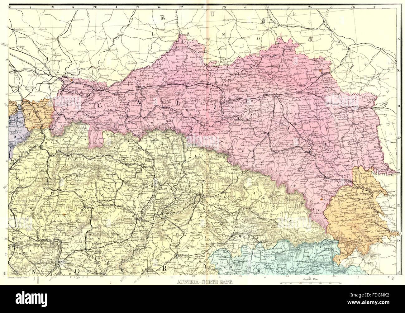 Austria Hungary Ne Galizien Ungarn Polen Ukraine Slowakei Speck
