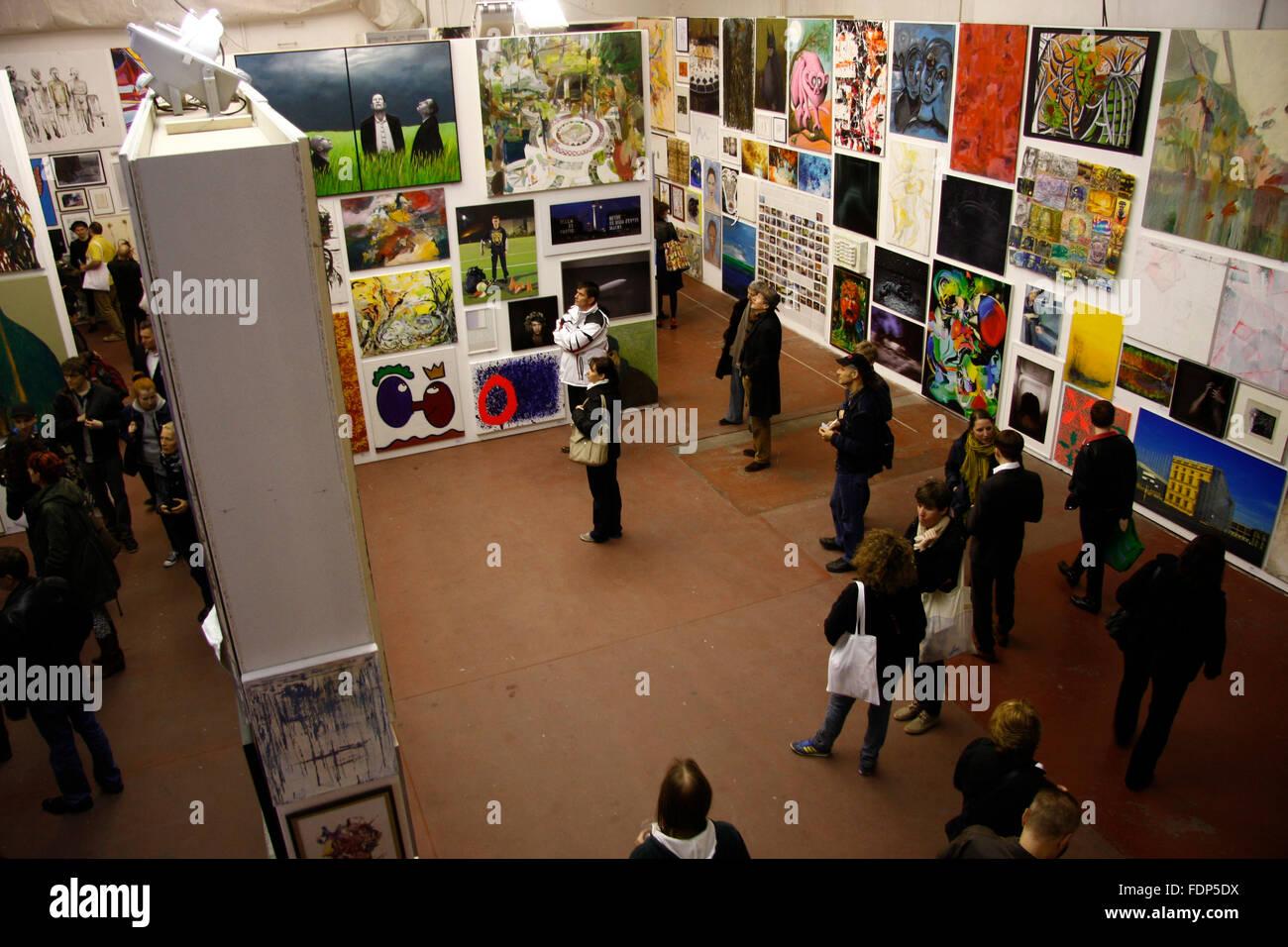 Impressionen Ausstellung Macht Kunst Die Deutsche Bank
