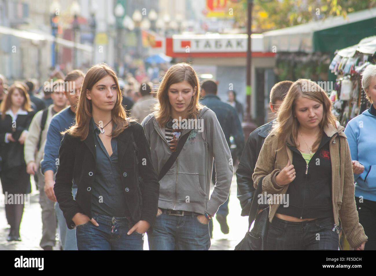 Moskau Frauen treffen - Die besten Tipps zum finden der Traumfrau