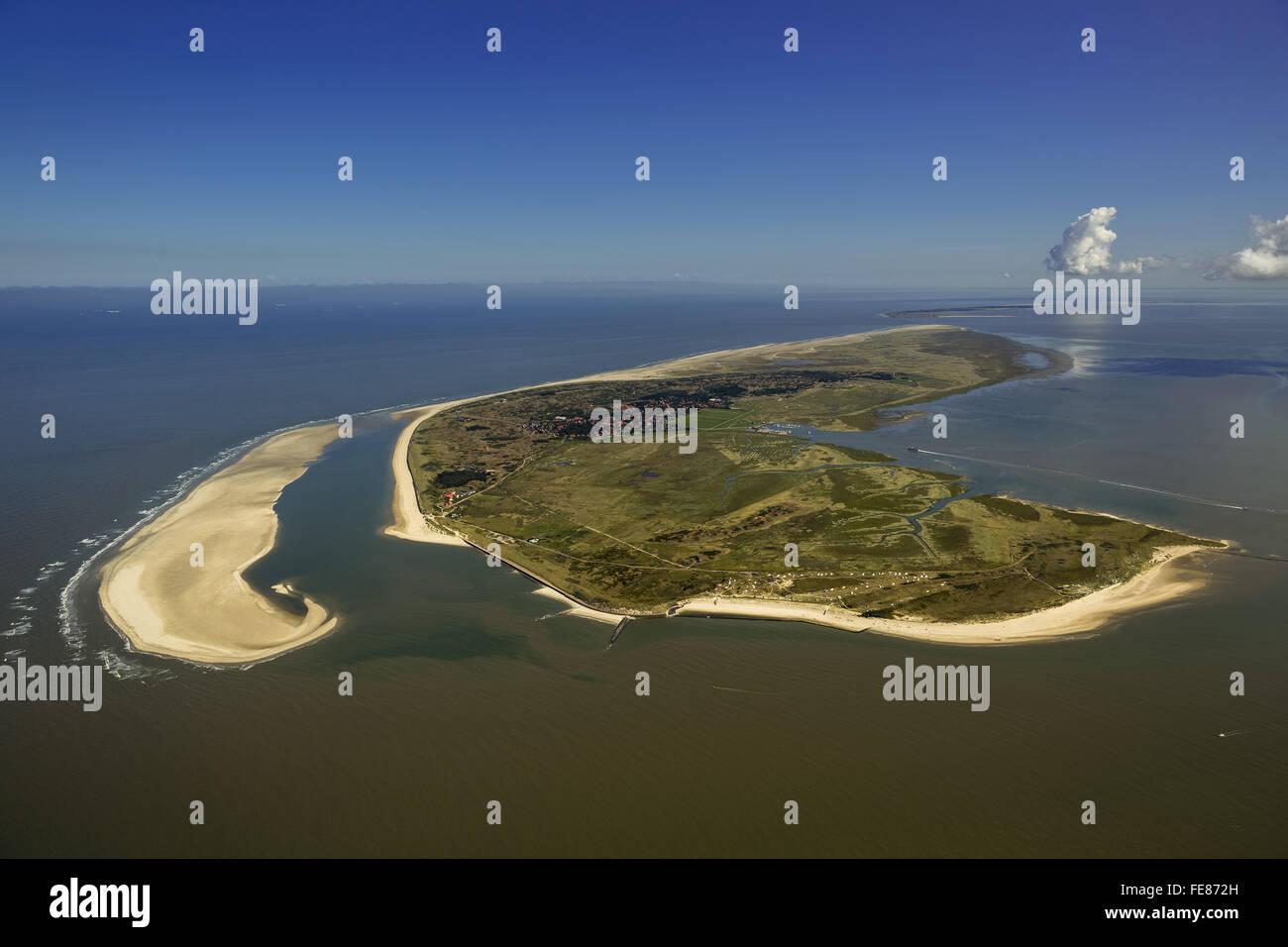 Nordsee K Chen sandbank schill balje wattenmeer luftaufnahme spiekeroog nordsee nordseeinsel