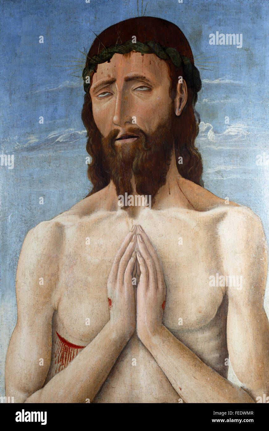 Unbekannter Maler: IMAGO Glaubens Stockbild