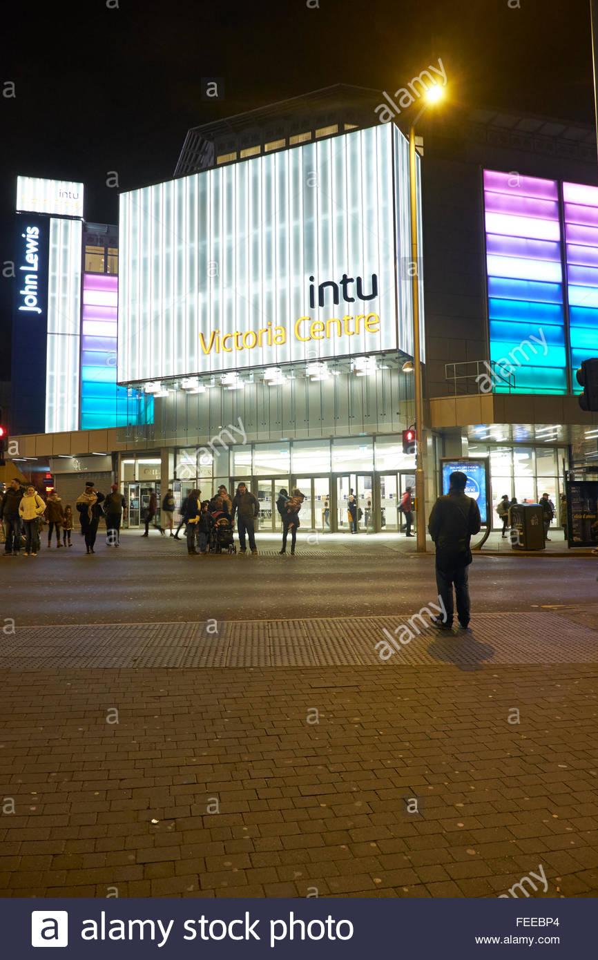 Spiel Nacht Nottingham