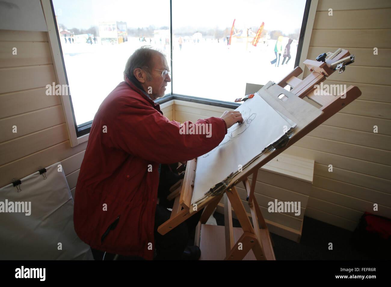 Minnesota Winter Window Stockfotos & Minnesota Winter Window Bilder ...