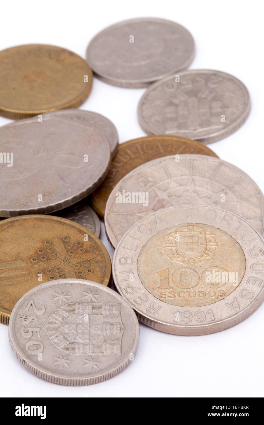 Portugal Currency Stockfotos Portugal Currency Bilder Alamy