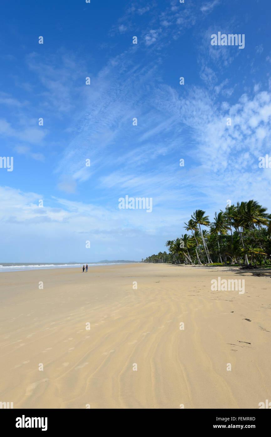 Mission Beach, Queensland, Australien Stockbild