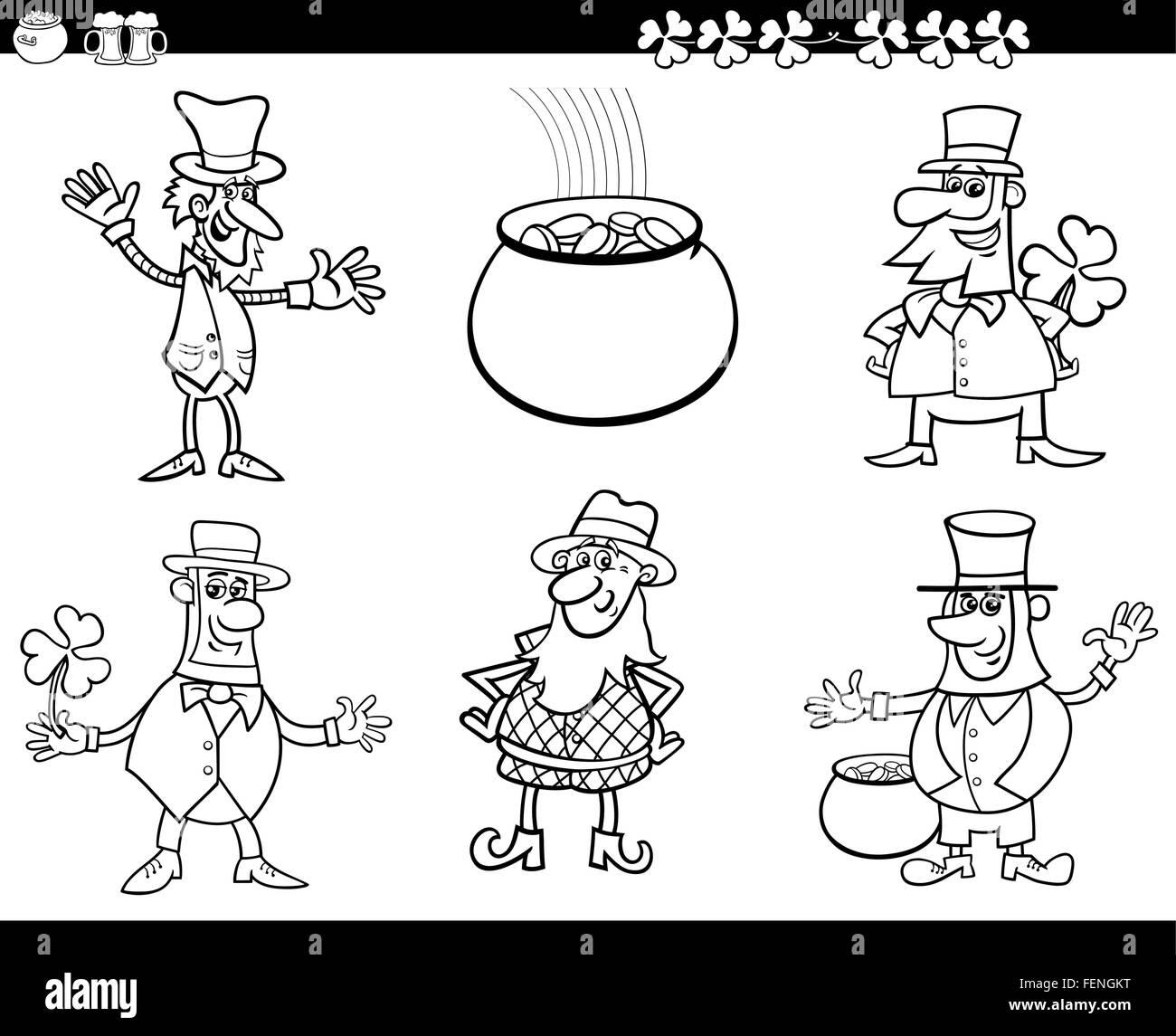 Beste St. Patricks Day Klee Malvorlagen Fotos - Malvorlagen Von ...