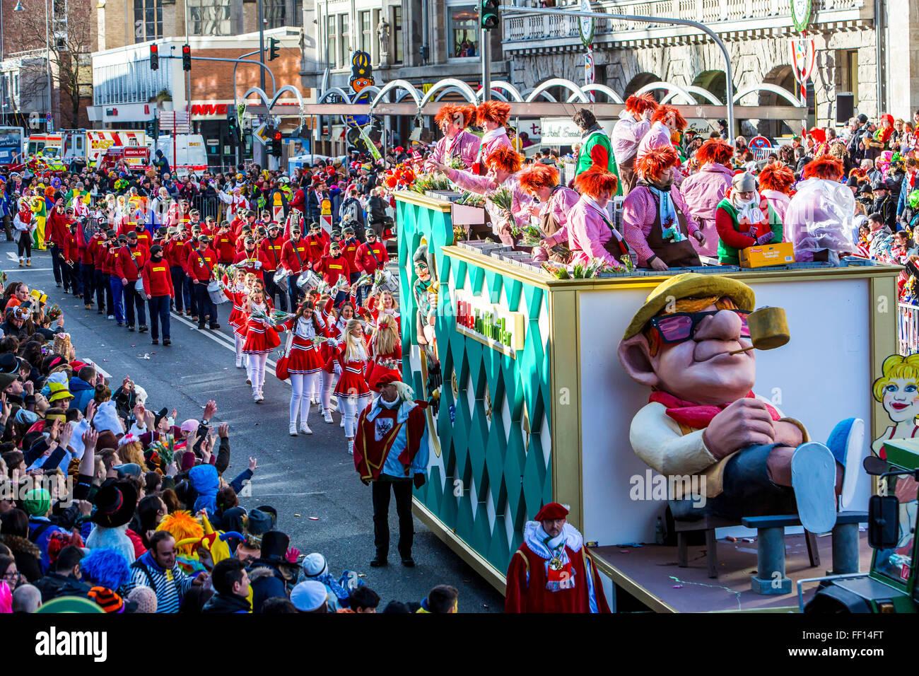 Umzug Köln Karneval