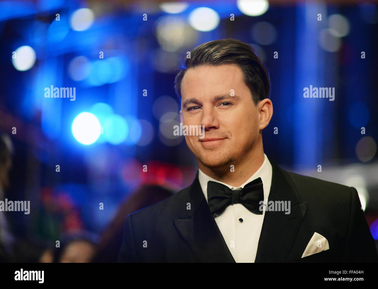 Berlin, Deutschland. 11. Februar 2016. 66. Internationalen Filmfestspiele in Berlin, Deutschland, 11. Februar 2016. Stockbild