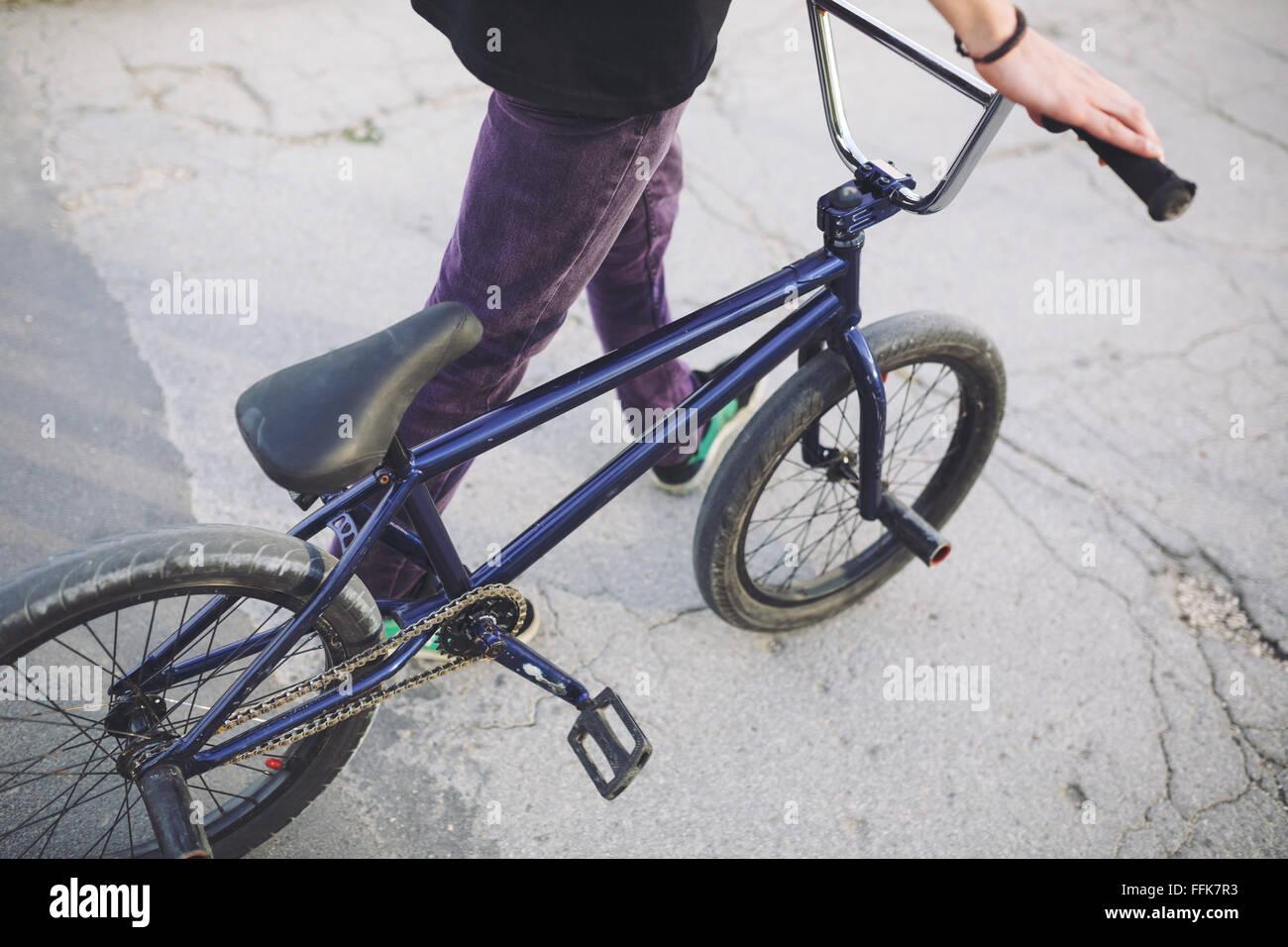 Bmx Bike Stockfotos & Bmx Bike Bilder - Alamy