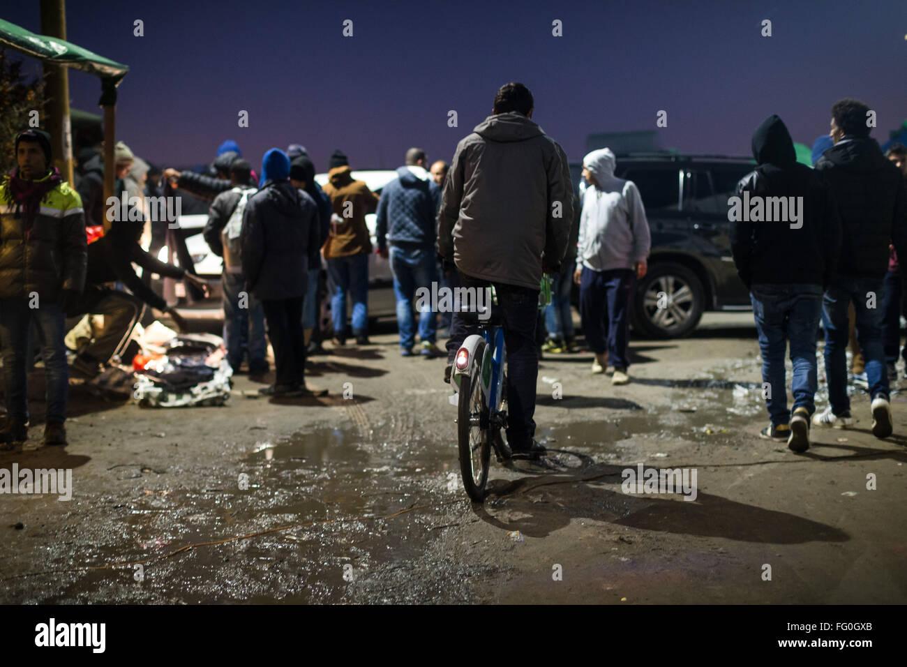 Afghanischer Flüchtling Stockfotos & Afghanischer Flüchtling Bilder ...