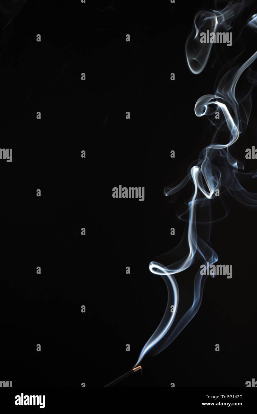 Indien zu rauchen Stockbild