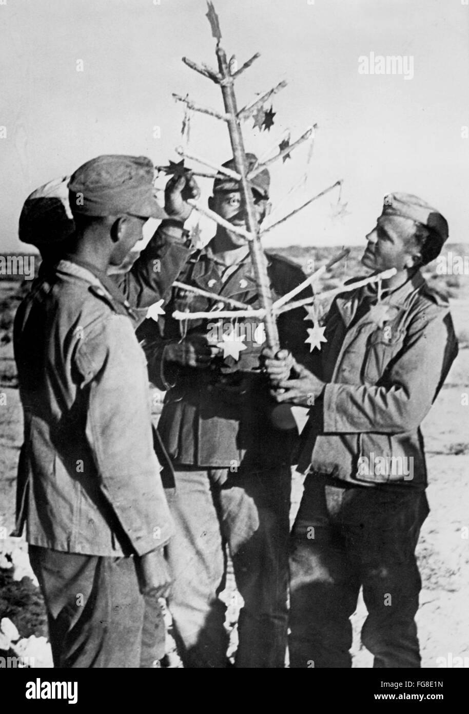 Wehrmacht Weihnachten