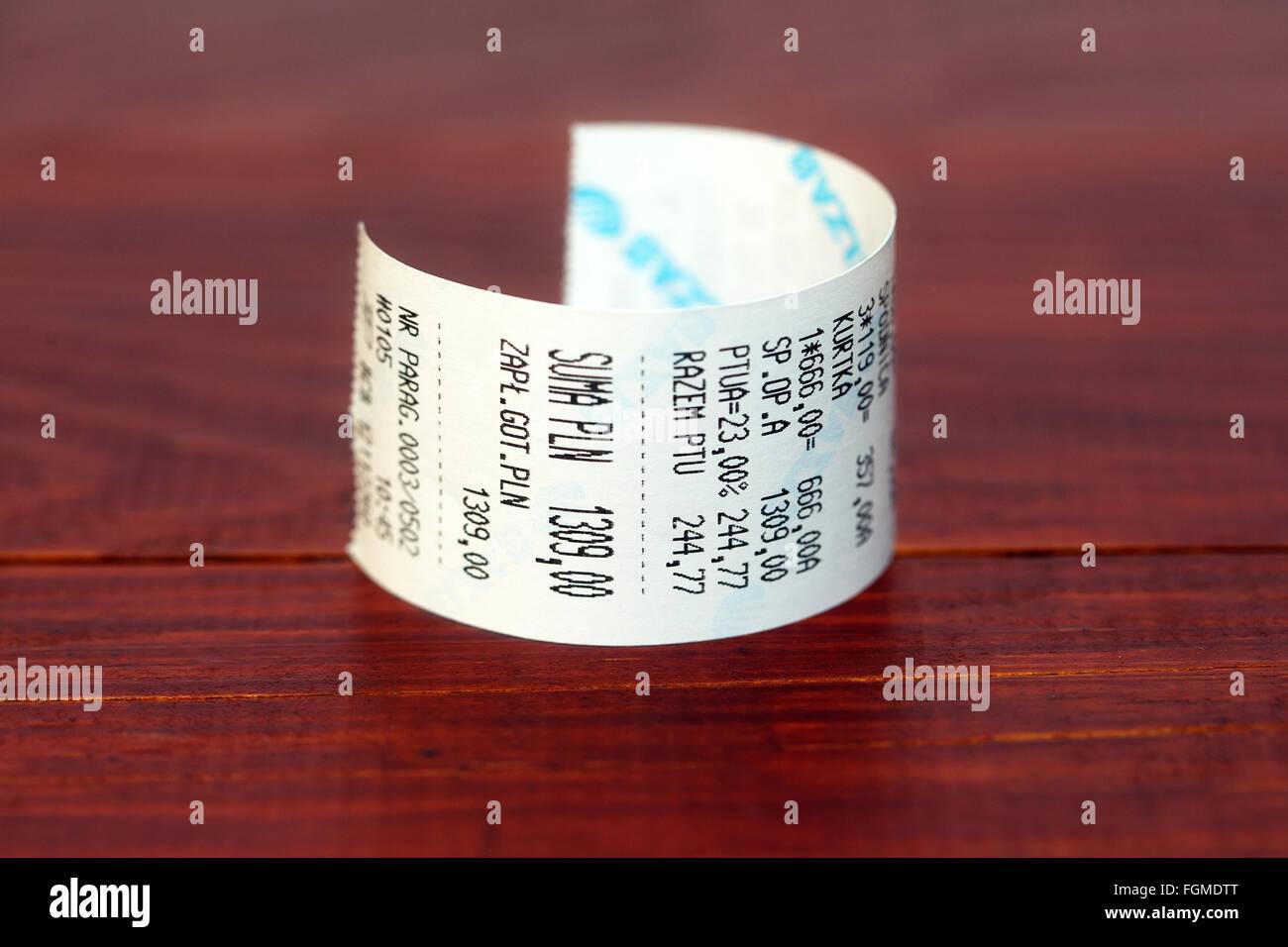 Printed Items Stockfotos & Printed Items Bilder - Alamy