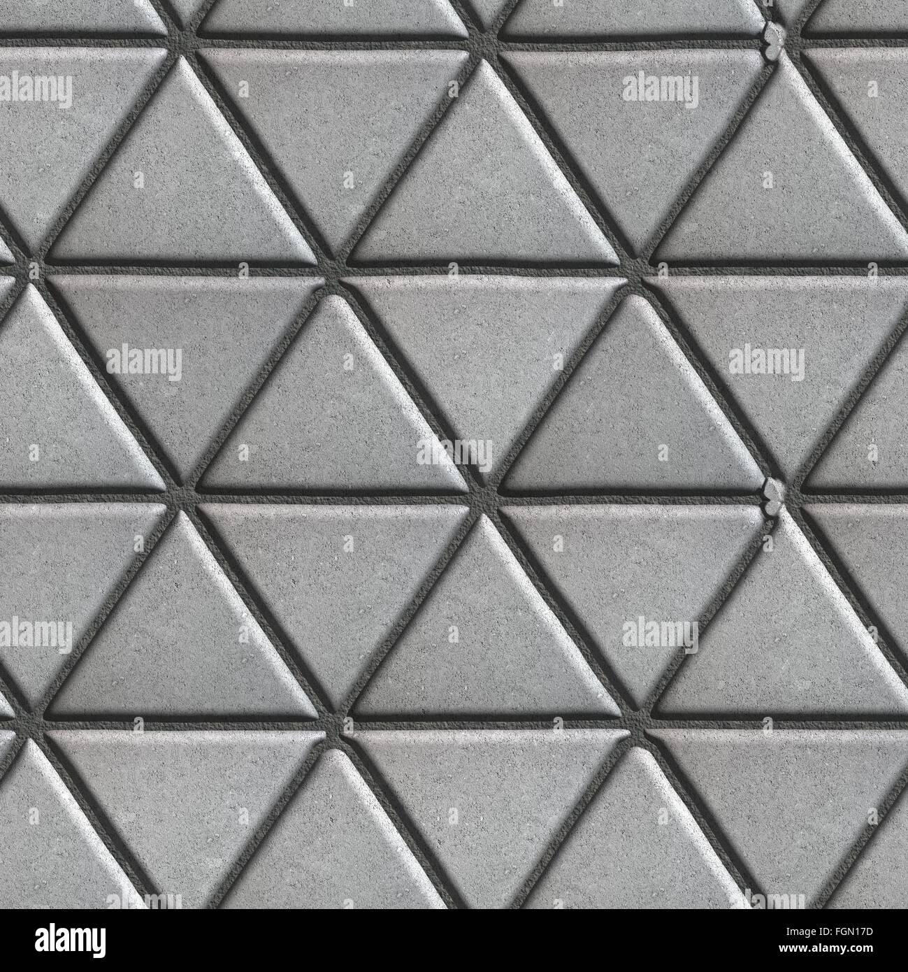 graue pflastersteine muster aus kleinen dreiecken stockfoto bild 96348321 alamy. Black Bedroom Furniture Sets. Home Design Ideas