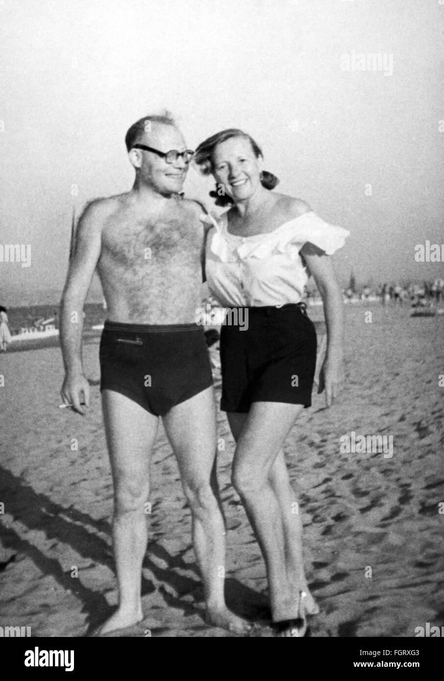Deutsches Paar bumst am Beach
