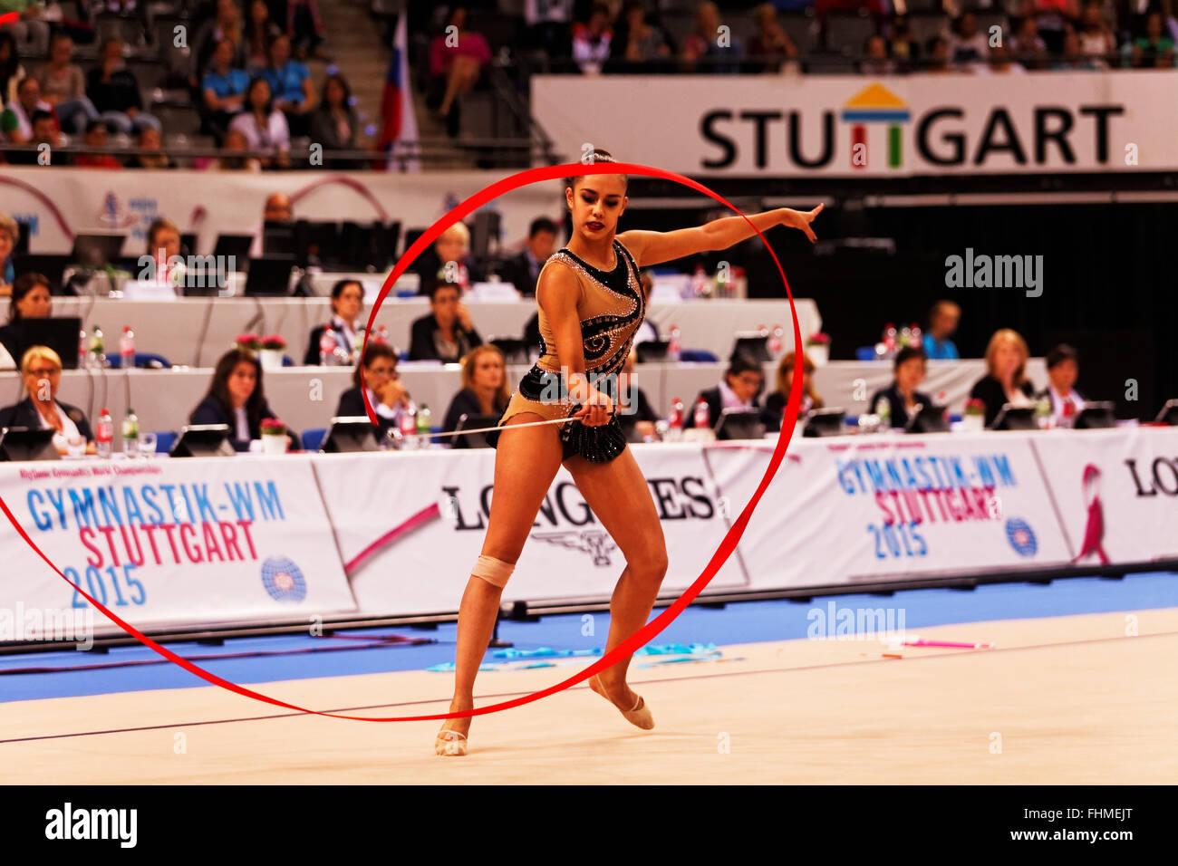 margarita mamun rus rhythmic gymnastics stockfotos margarita mamun rus rhythmic gymnastics. Black Bedroom Furniture Sets. Home Design Ideas